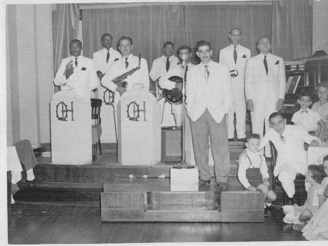 Orquestra do Quisisana Hotel