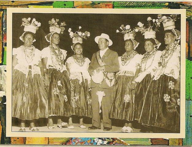 Fotos que Retratam a História do Samba