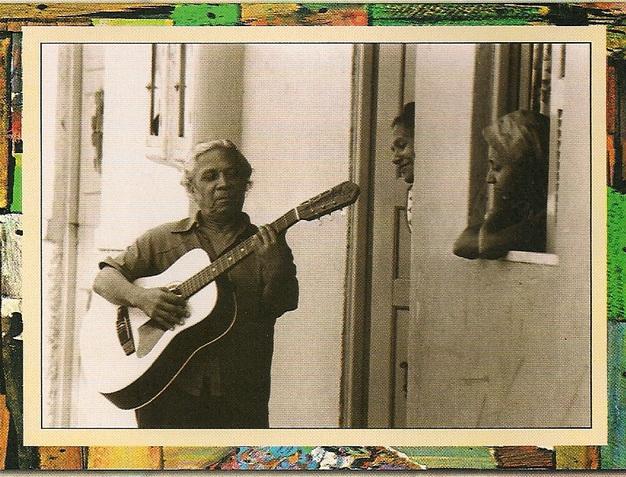 Fotos que Retratm a Hsitória do Samba