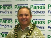 Panos For Progress, Panos For Mayor