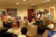 Traffic Study Press Conference