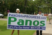 Panos Supporters July 21, 2008