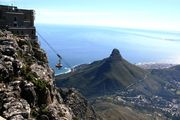 Sight seeing in Capetown