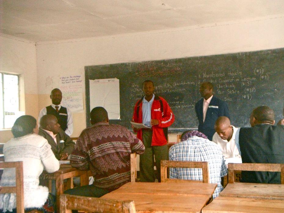 Tanzania 2012 13