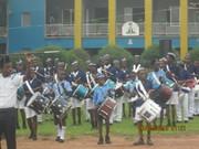 Boys Brigade at the parade