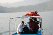 Afloat on Lake Victoria