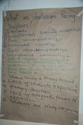 Workshop materials created by Kenyan teachers