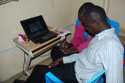 Kenyan teachers at Suba Centre in Mbita