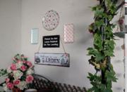 Maria's Crescent House Patio: RIP