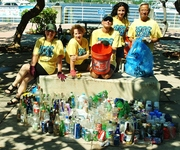 September 29, 2012 Beach Cleanup