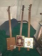 Fretless 3-string