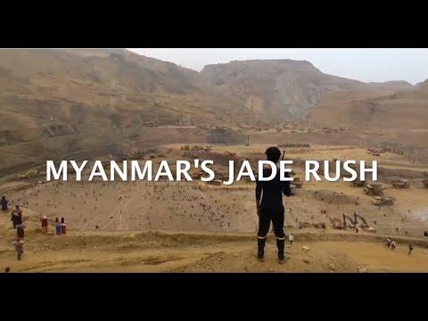 Myanmar's Jade Rush