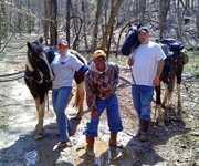 Kristy, Sidney & Clint 4/2010