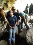 Debbie & The girls @ Sht.Mtn. 4/2010