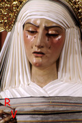 Virgen del Mayor Dolor, Las Aguas