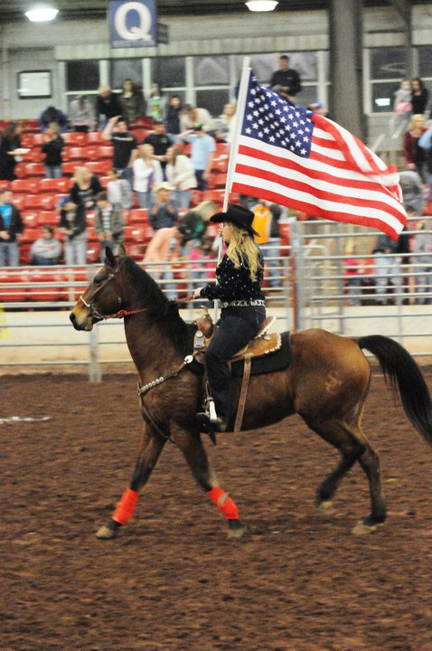 2011 WSCC Ranch Rodeo, Me & Hannibal, Drill Performance