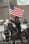 2011 Walters State Comm. College RANCH RODEO Drill Team