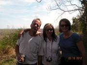 Scott, Carol and me