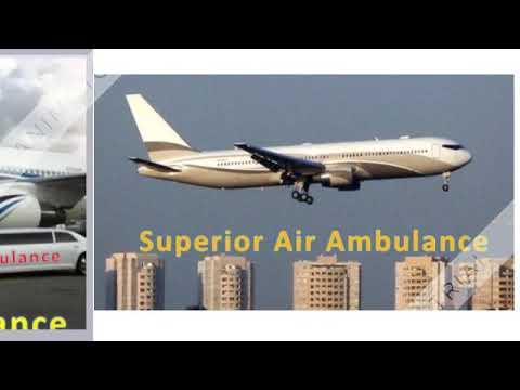 Take Top-Level Air Ambulance Service in Kolkata with Medical Facility