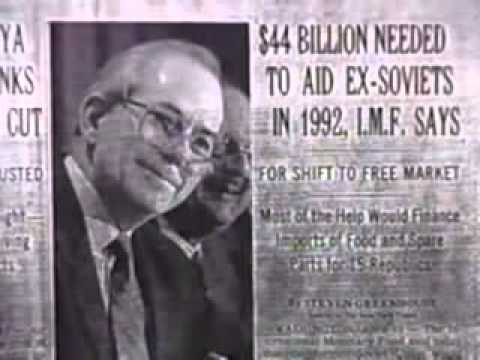 The Elite Plan Well Ahead - (UN) UNCED  Earth Summit 1992-George Hunt