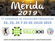 Congreso de Educación Preescolar Mérida 2019 México