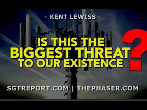 Is THIS the Biggest Threat to Our Existence?  -- Kent Lewiss