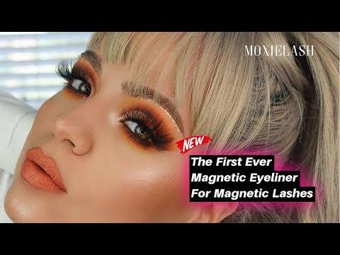 Magnetic Eyeliner For Magnetic Eyelashes by MoxieLash