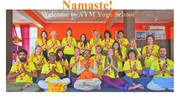 100-hour yoga teacher training in Rishikesh