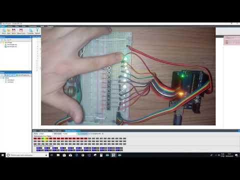Arduino - Acionando portas e plotando gráficos sem alterar a programação