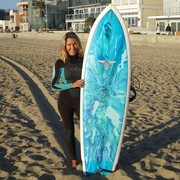 new surfboard