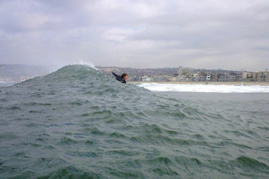 Mission Beach Session