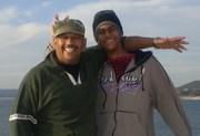 Father & Son in Austin