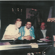 BUTCH MILES, ME & COUNT BASIE - 1979