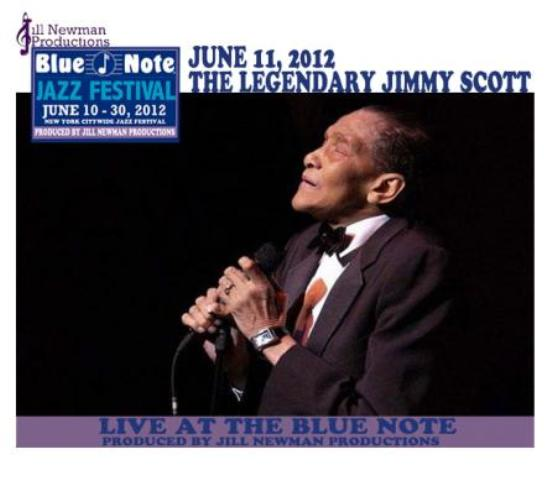 Blue Note Poster  ~  2012