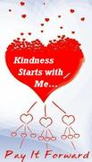 Unconditional Love and Random acts of Kindness