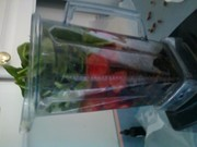 strawberry spinach smoothie
