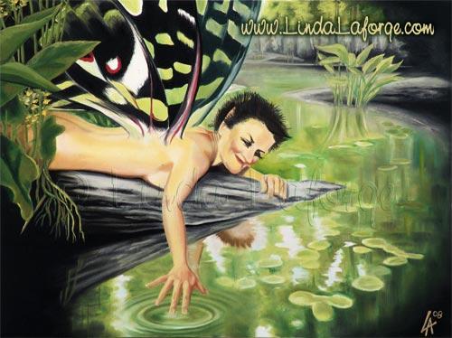 Contented-fairy