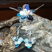 Fairy Bower Bracelet & Earrings set