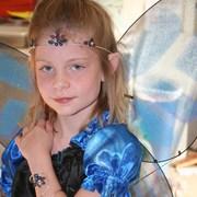 Elven Fae Bracelet Tiara & Ear Cuff set