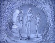 pleiadians_in_the_crystal_cave_by_calivander-d8a3bmr