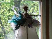 Fairy in my window