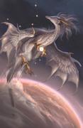 White Star Dragon