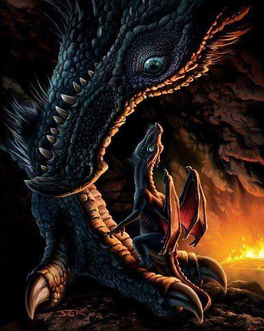 Hatched Dragon Infant
