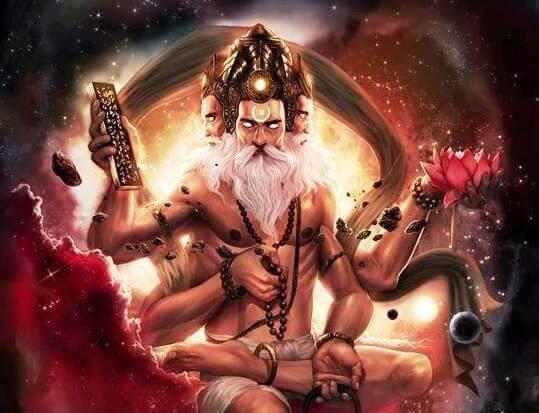 Brahma God