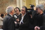 Jan Baljauw interviews Dirk Frimout