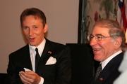 Helmut Lotti at the U.S. Ambassador's residence