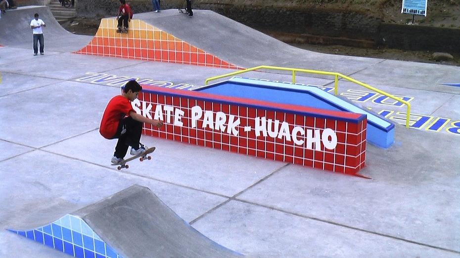 SKATEPARK HUACHO
