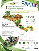 Afiche Congreso CA Agricultura Organica