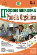 II CONGRESO INTERNACIONAL DE LA PANELA ORGÁNICA