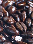 Granos de café torrados